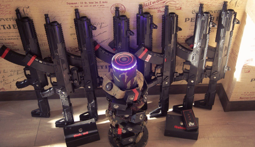 Laser tag packages